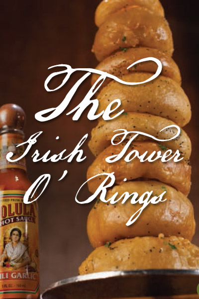 The Irish Tower O' Rings