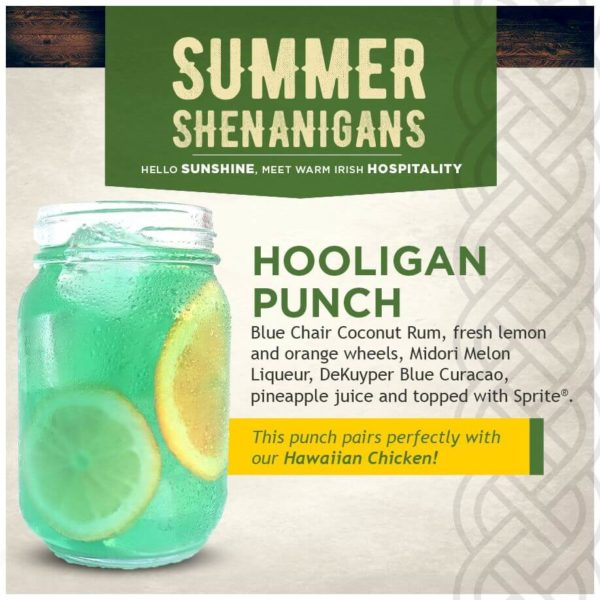 Hooligan Punch